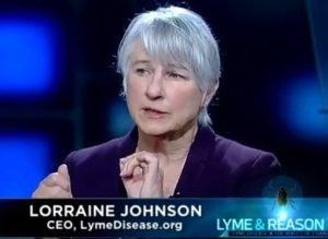 Lorraine Johnson, LymeDisease.org